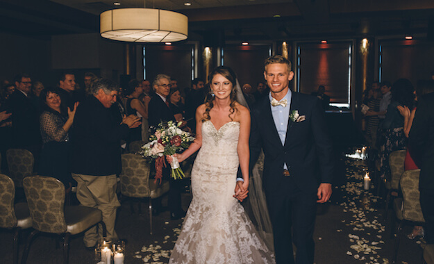 Emilee and Ian Wedding Testimonial