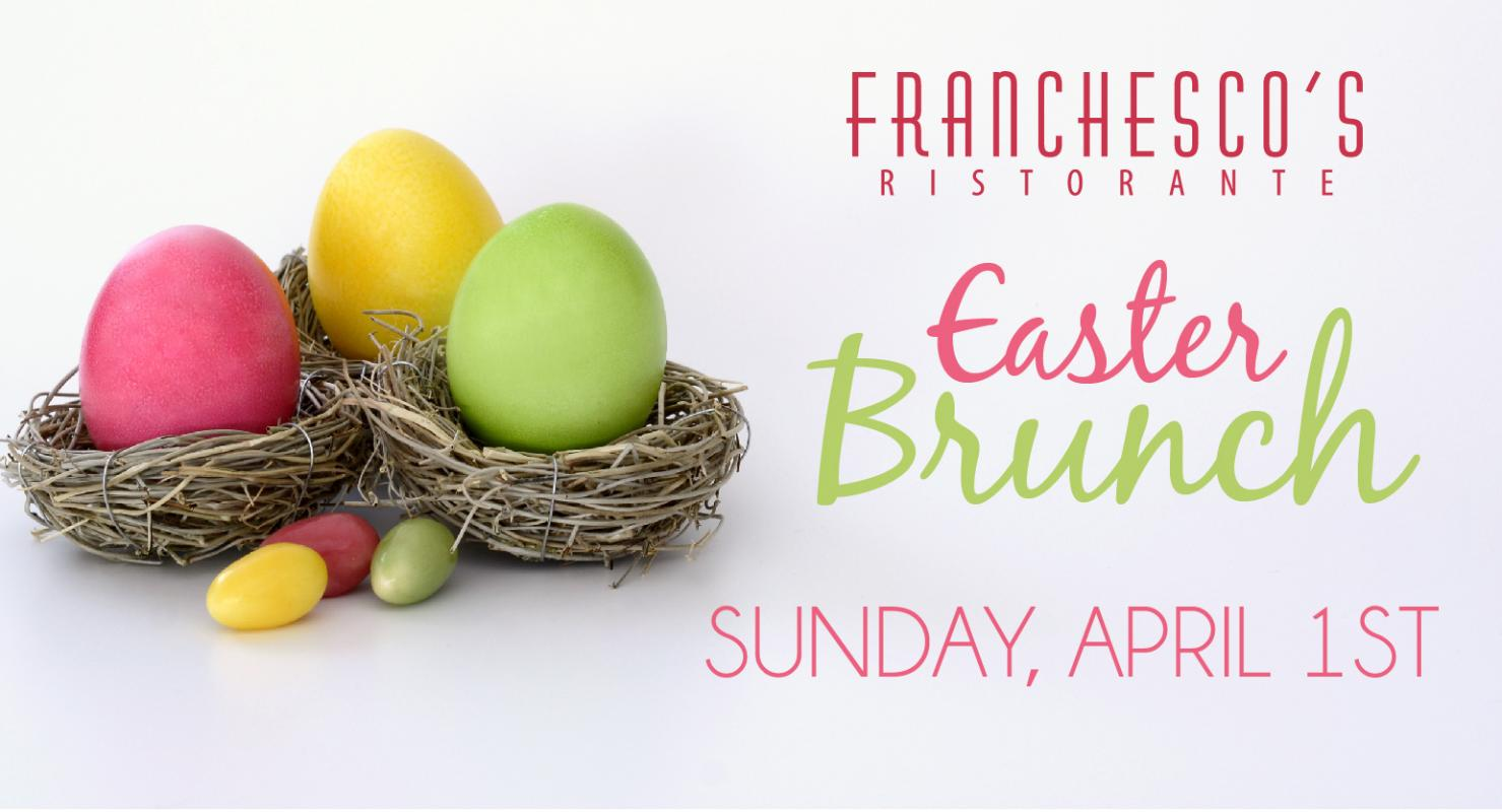 2018 Easter Brunch