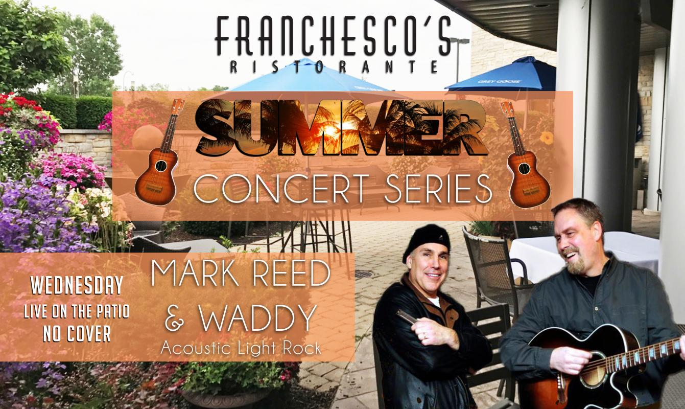 Reed and Waddy Summer Concert Series
