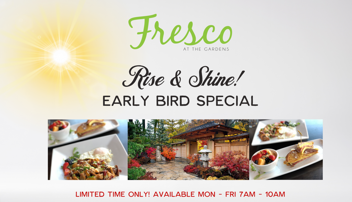 Fresco Early Bird Special