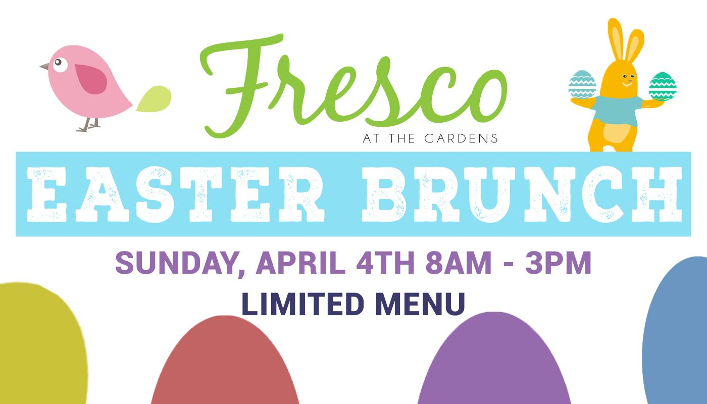 Fresco Easter brunch